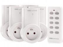 Aspirateur double sacs Holtzmann ABS3880 - Page 4 Kit+5+prises+telecommandees-3760074130696-image-6086_1