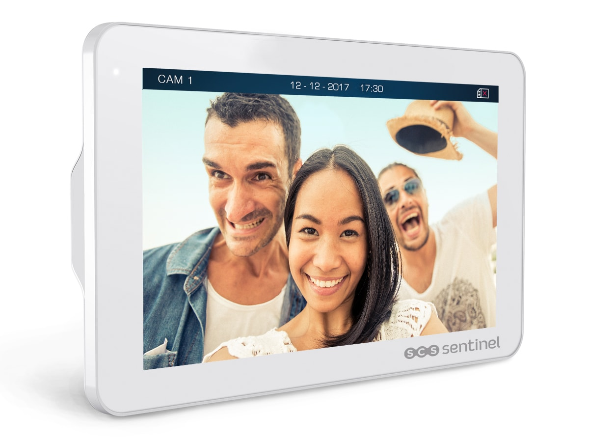 Moniteur additionnel, Visiodoor 7+, Moniteur additionnel VisioDoor 7+