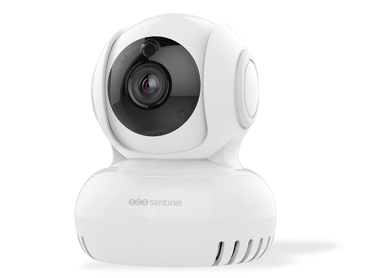 Caméra de surveillance connectée wifi eye hd rotative scs sentinel